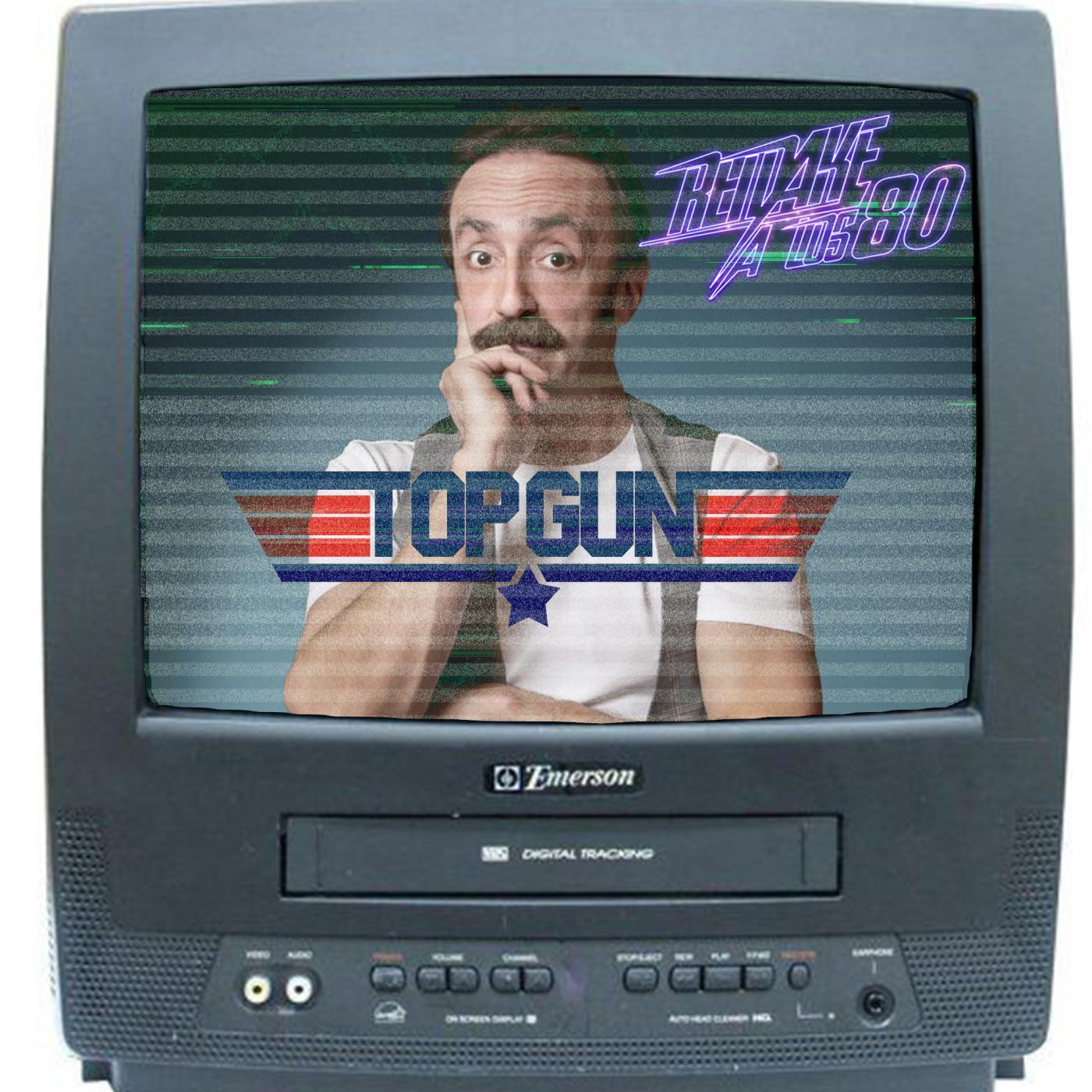 """01x24 Remake a los 80 'TOP GUN"""" con Santi Rodríguez"""