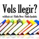 Vols llegir? - pgm 018 - t12 - 13.03.2017