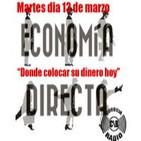 Economía directa mp3 13-03-2012 Donde colocar su dinero hoy en dia