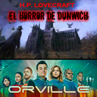 LODE 8x27 El HORROR de DUNWICH de HP Lovecraft, The ORVILLE