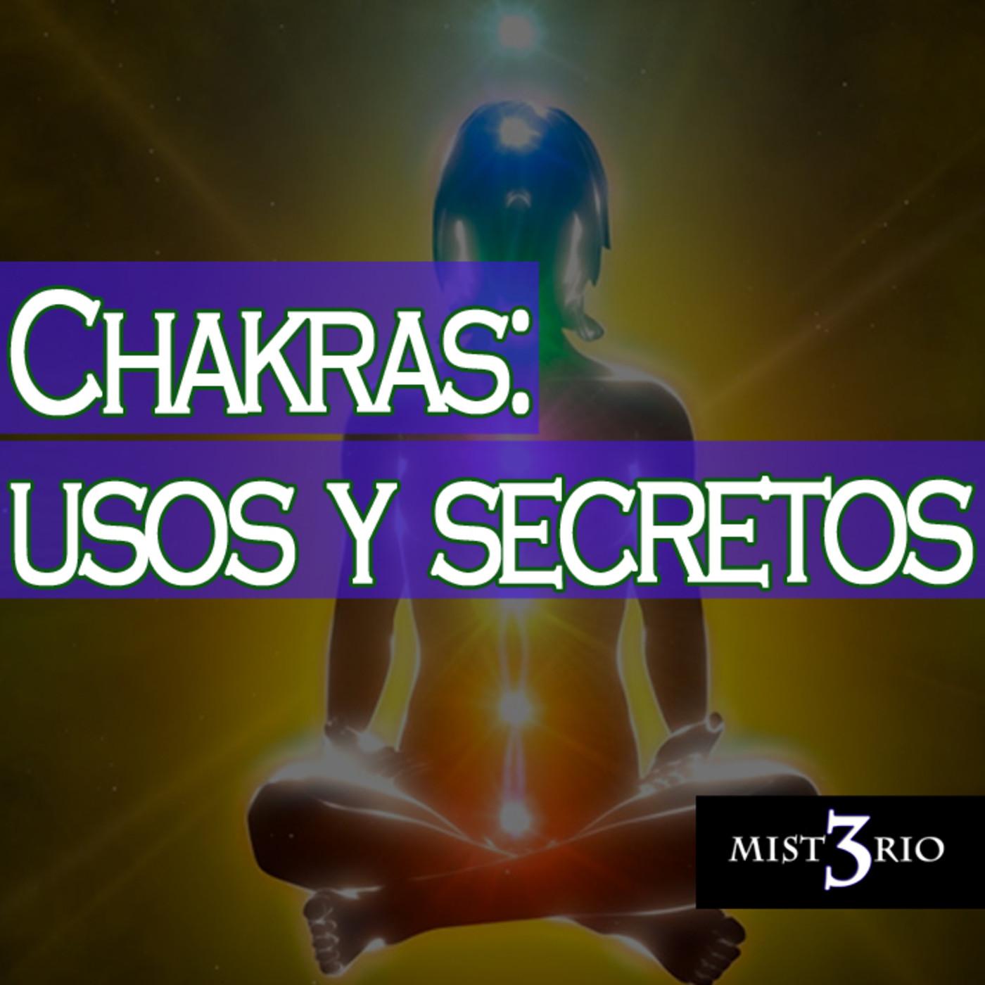 Misterio 3: Usos y Secretos de los Chakras en Podcast El AJo en mp3 ...
