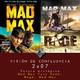 2X07 Futuros distópicos Mad Max Fury Road, Rage, Mad Max the game