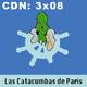 CdN 3x08 - Las Catacumbas de París