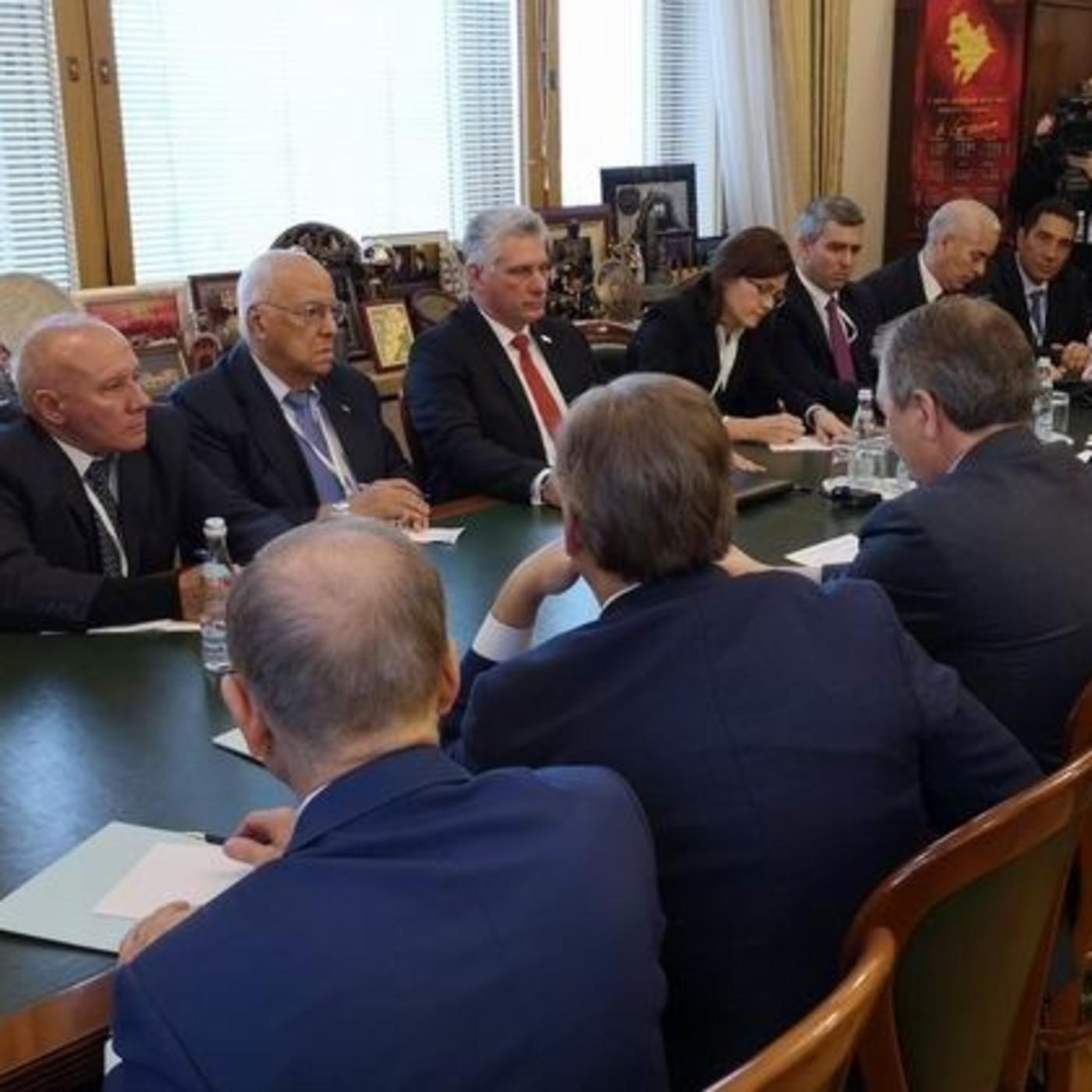 Cuba y Rusia apuestan por fortalecer sus nexos comerciales y económicos