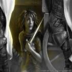 Choque de Reyes.Capítulo 1. La huida de Arya