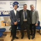 2016-10-28 | T2-04 | Conociendo el Instituto Geográfico Nacional en COLEGIADOS COIGT 92.6FM COPE Más Valencia