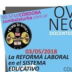 La Reforma Laboral en el Sistema Educativo - OVEJAS NEGRAS
