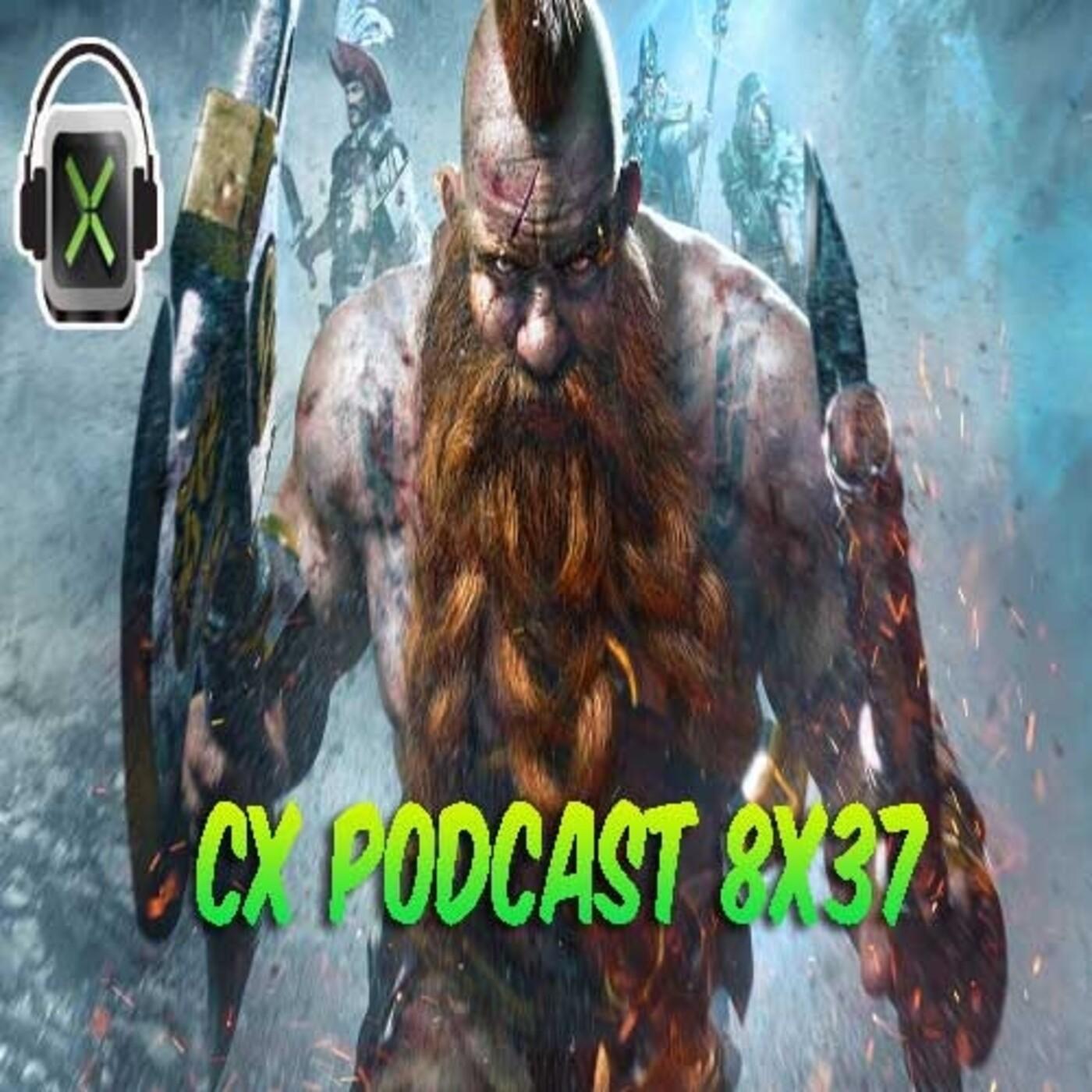 CX Podcast 8x37 I Warhammer, expectativas del E3 2021