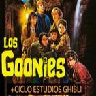 LODE 4x04 -Archivos Ligeros- los GOONIES, ciclo estudios GHIBLI