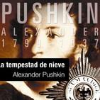 LA TEMPESTAD DE NIEVE de Alexander Pushkin