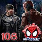Spider-Man: Bajo la Máscara 108. Daredevil (Netflix) segunda temporada y Checklist de Marzo