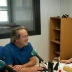 Entrevista a Francisco Guarido en La Mañana en Zamora. 07/06/2016