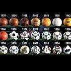 Especial Mundiales: Los balones de los mundiales