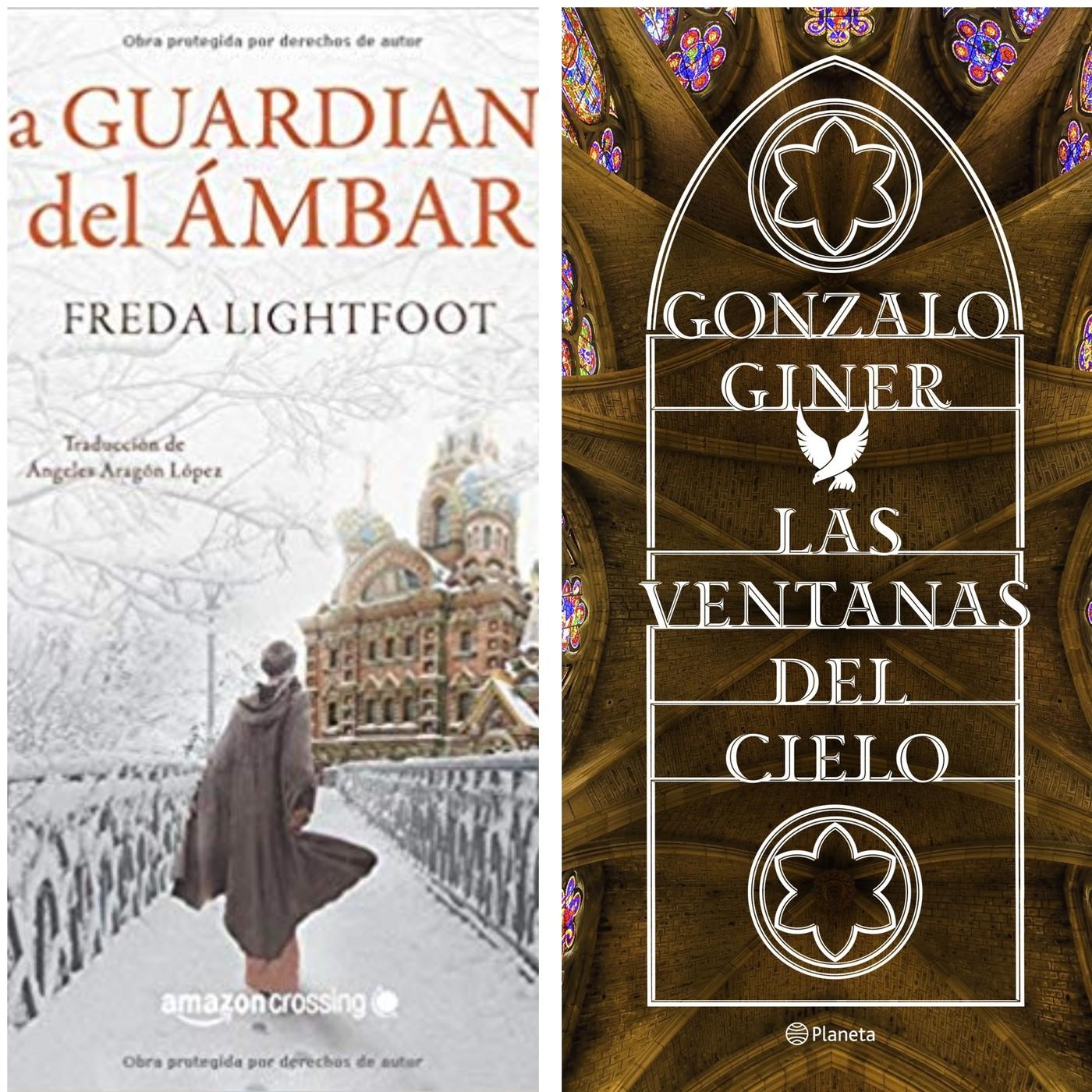 2x08 - La Guardiana del Ambar + Las Ventanas del Cielo en La Biblioteca del  Té en mp3(28/10 a las 14:02:48) 36:38 29655193 - iVoox