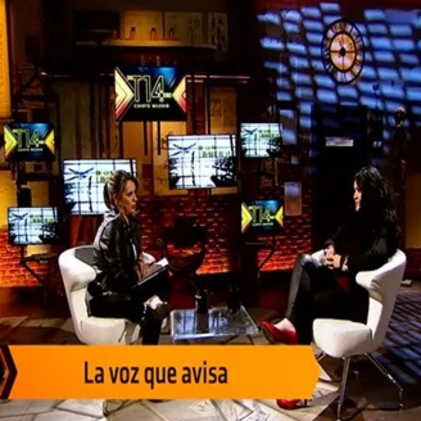Cuarto Milenio:La voz que avisa,con Enrique de Vicente en Cuarto ...