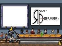 Radical Dreamers Capítulo 108: Omega Quintent, Worms y P.T. Historias para no dormir.