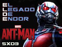 ELDE especial ANT-MAN cómics y película, Jukebox (29 julio 2015)