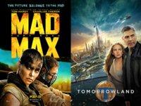 Futuros alternativos: Mad Max y Tomorrowland