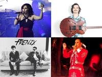 Programa 90 - Azucena, Dina, Frenzy, Caloncho