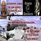 1x8 Jose Luis Inciarte. Superviviente de la Tragedia de los Andes.