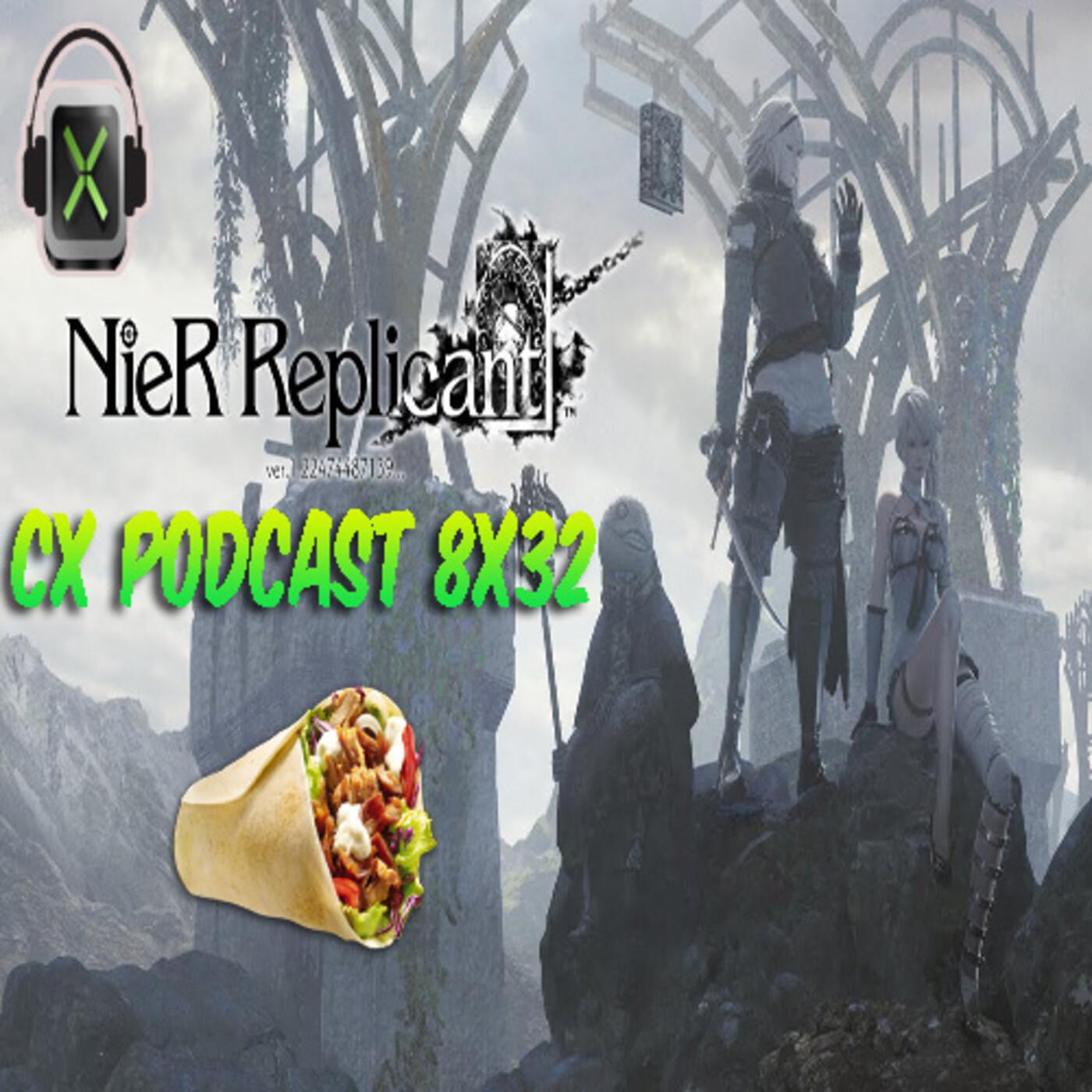 CX Podcast 8x32 I NieR Replicant, The Sinking City, MotoGP 21...
