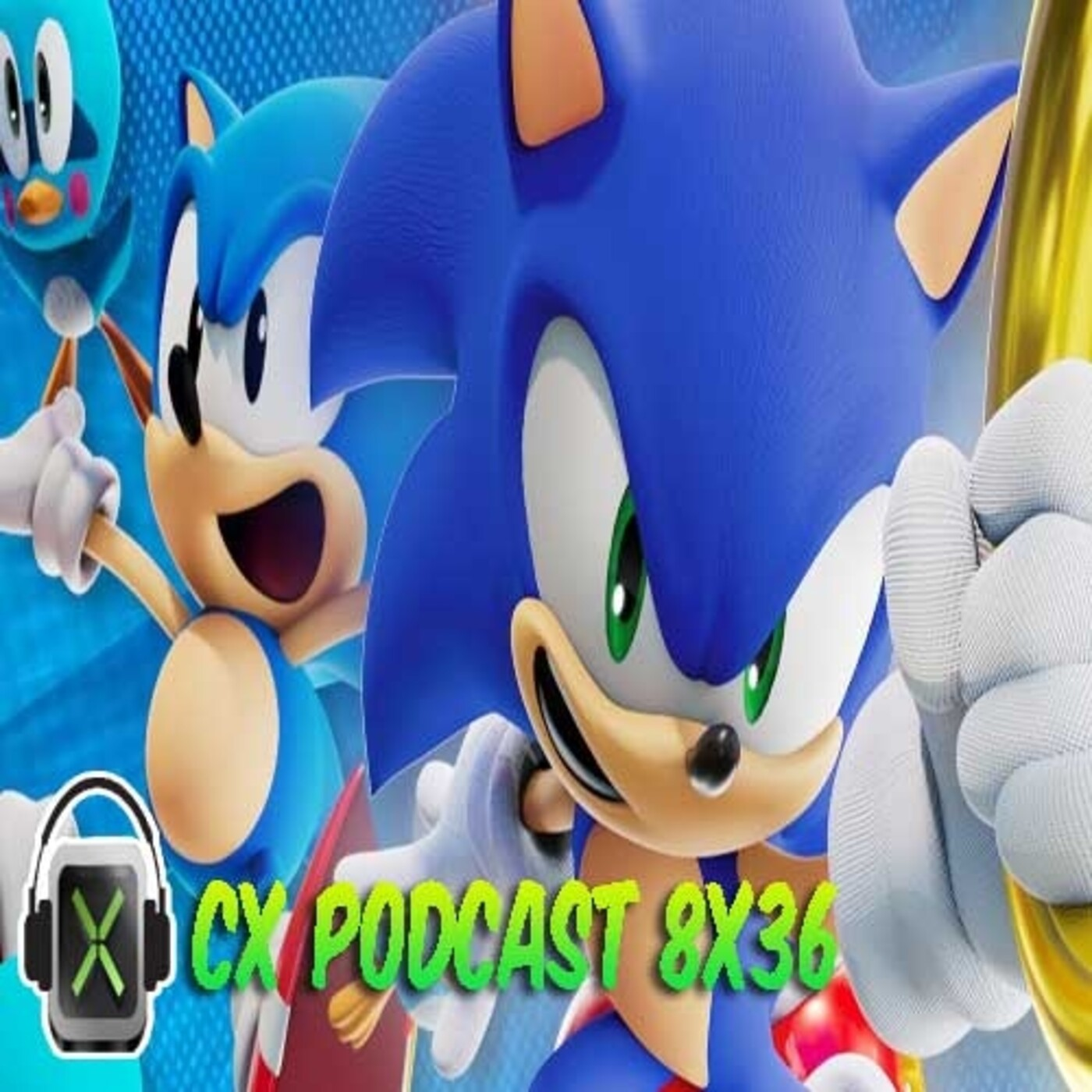 CX Podcast 8x36 I Biomutant, Sonic Central, Dragon Quest...