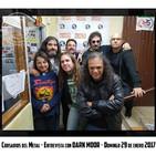 Corsarios - Entrevista con DARK MOOR - Domingo 29 de enero 2017