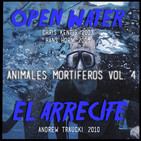 Aguas Turbias 58 - Animales mortiferos vol.4: Open Water 1, 2 y El arrecife