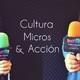 Cultura, micros y acción - programa 132