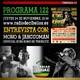 Programa 122 24-11-2016 entrevista mono sound & jahccoman