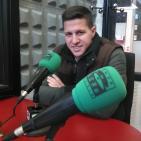 José Fran, jugador Burgos CF / Onda Deportiva Burgos