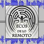 (EXTRA) Parafonías: analizamos los resultados de la experimentación en Torre Salvana. Ecos de lo Remoto 1x2 28/01/2017