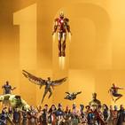 VDL -11- MARVEL CINEMATIC UNIVERSE - Especial 10 años de Marvel Studios