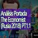 """Misterio 3: Análisis Portada The Economist """"La Inundación"""" (Rusia 2018)"""