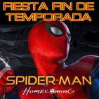 LODE 7x44 SPIDER-MAN Homecoming + FIESTA FIN DE TEMPORADA