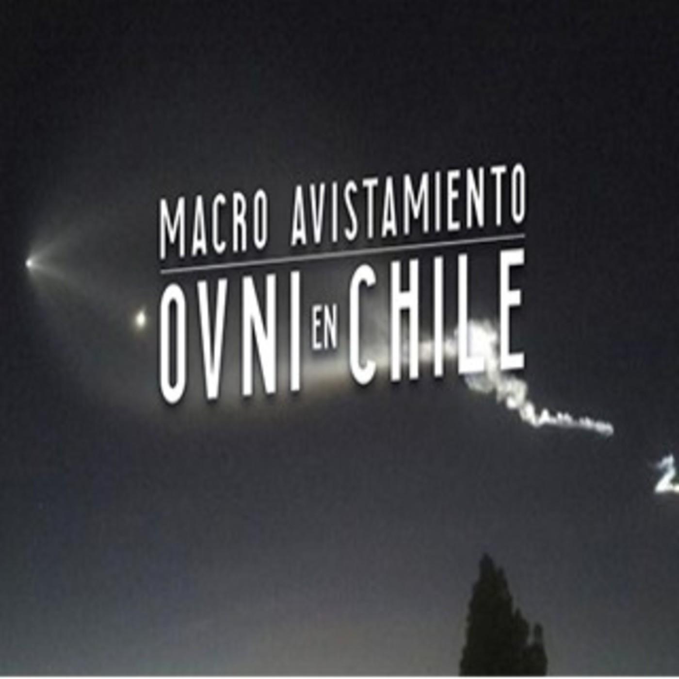 Cuarto milenio: Macro avistamiento OVNI en Chile en Cuarto Milenio ...