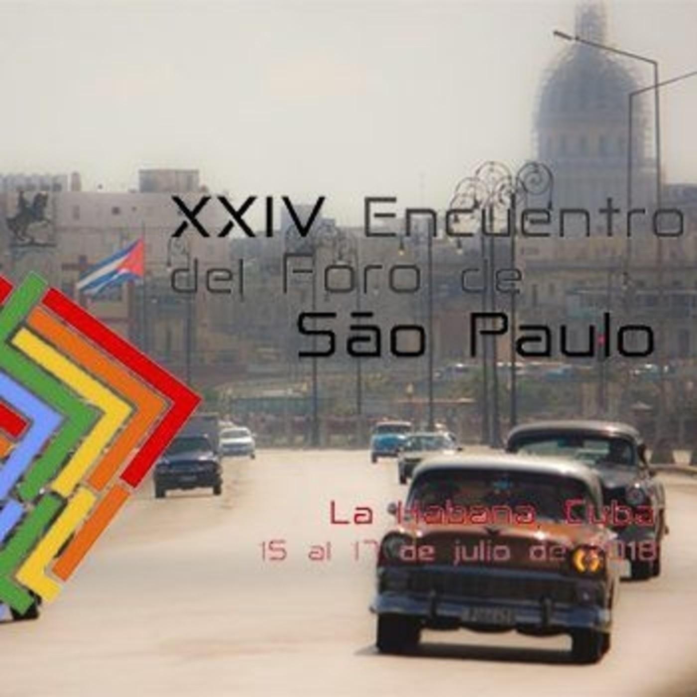 ¿Qué necesita el Foro de Sao Paulo?