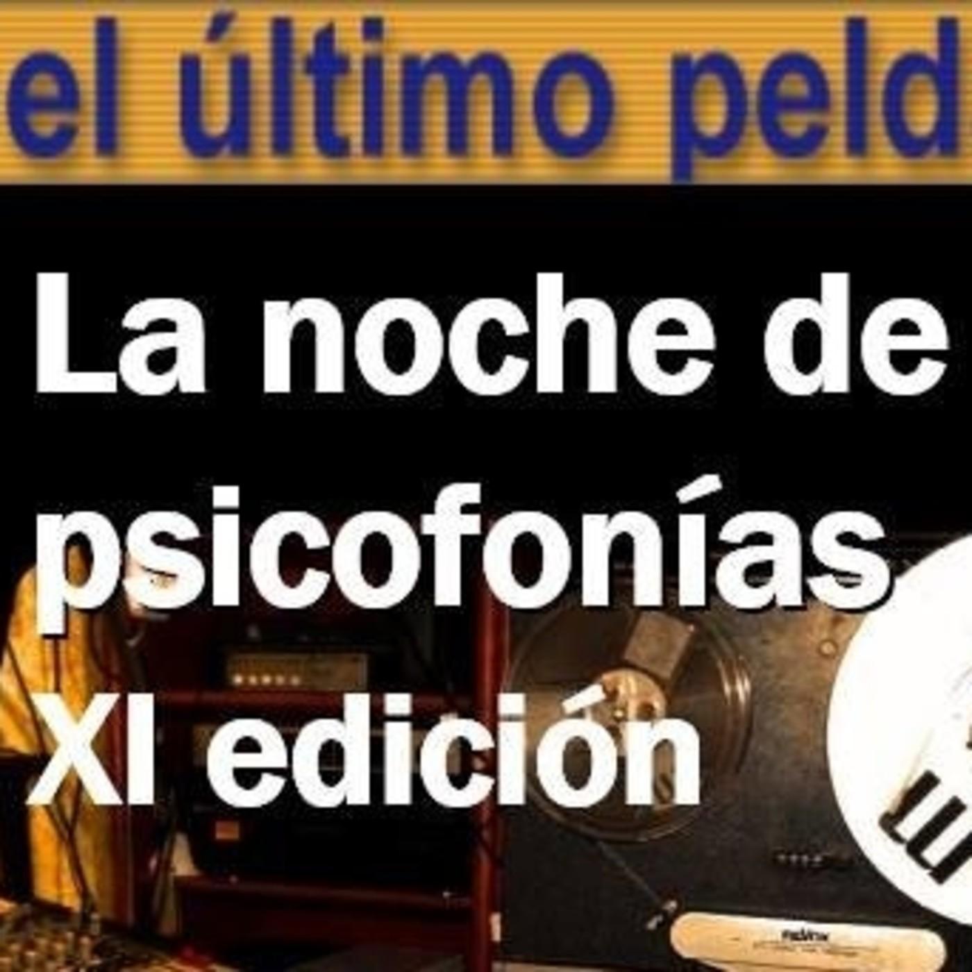 Audio 035 - XI Noche de las Psicofonías - Resultados del evento ...