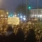 Reportaje desde la manifestación feminista en Madrid - ESPECIAL