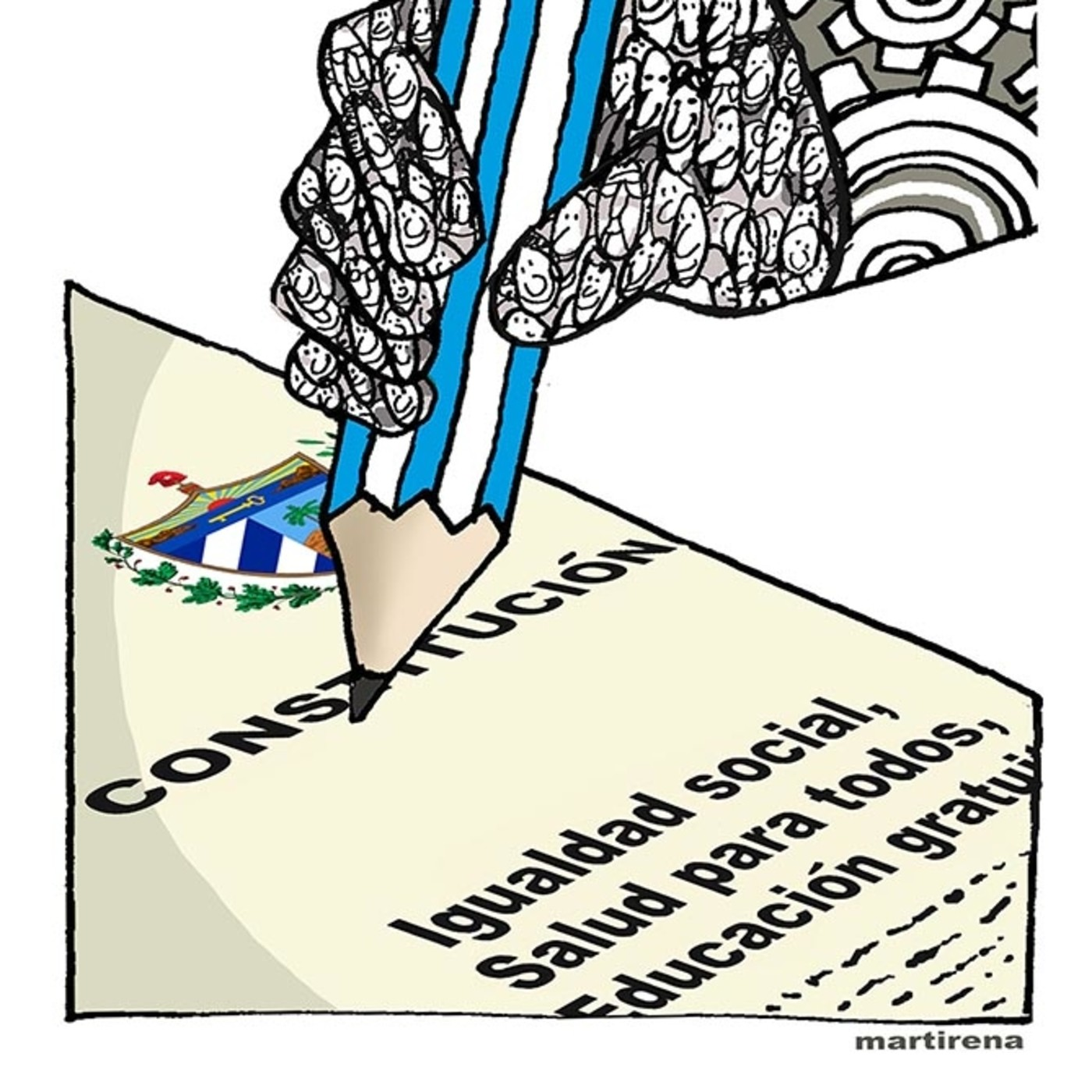La Constitución que mueve a toda la nación