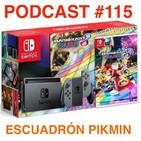 Podcast #115 - Especial: ¡Mario Kart 8 Parte el Bacalao!
