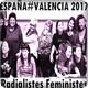 España>Valencia Radialistes Feministes /40 Jornadas Feministas (1 de 3)