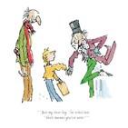Especial Roald Dahl