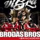 Hiphopía 01-04-2017 (entrevista a Brincabros - Brodas Bros y Brincadeira)
