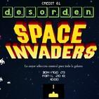 DESORDEN Space Invaders