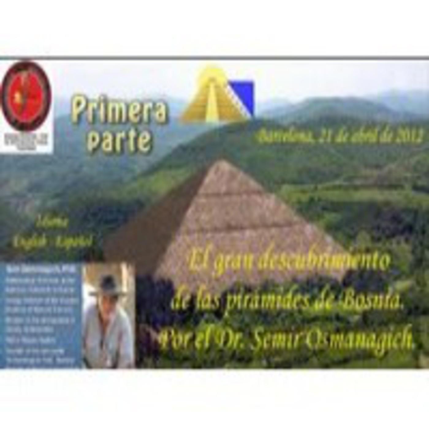 El gran descubrimiento de las pirámides de Bosnia - 1ª parte en La ...