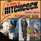 El Perfil de Hitchcock 3x28: Blogos de Oro, La madriguera, Sputnik, La Bella y la Bestia y Un largo adiós.