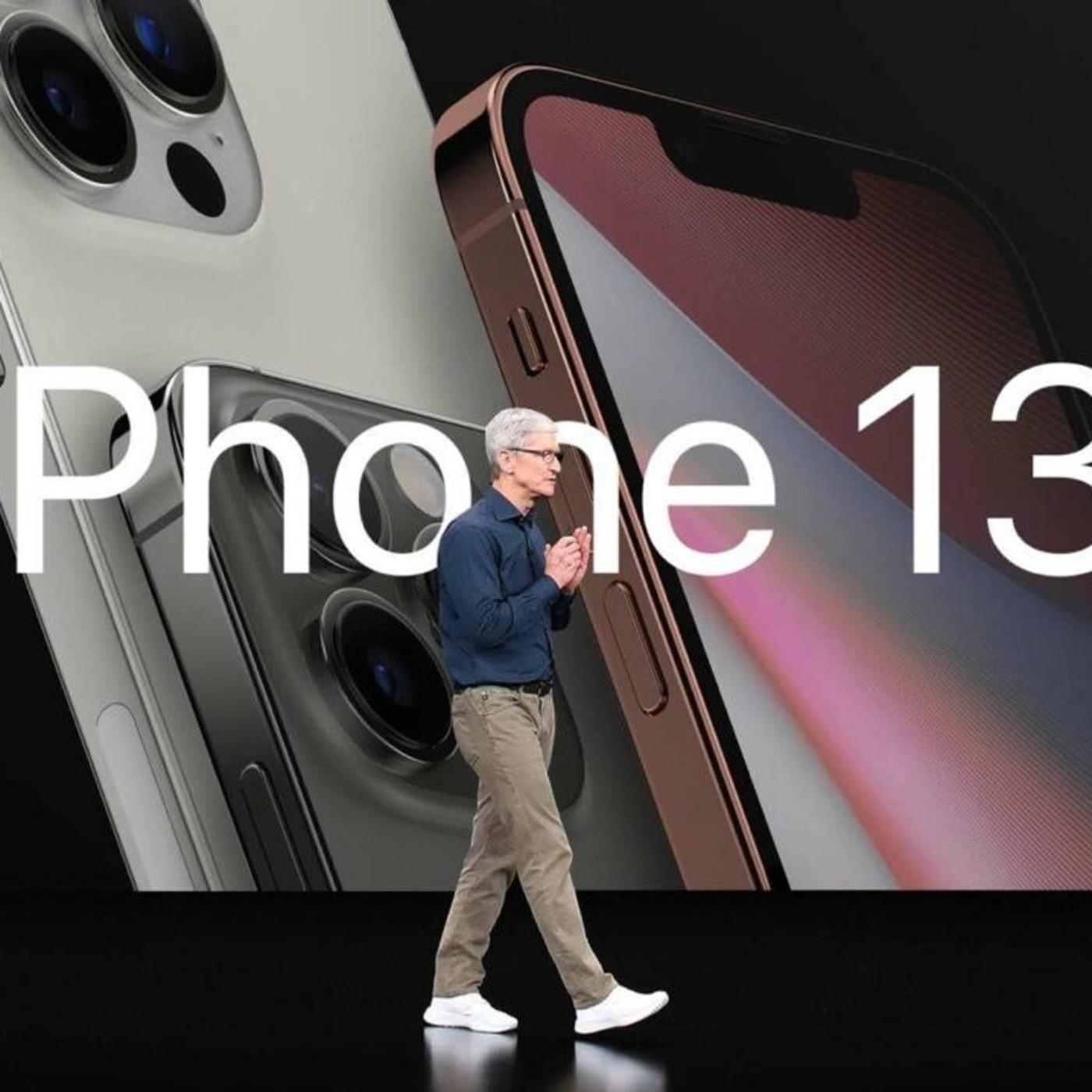 El iPhone 13 a partir del 17 de septiembre, lanzamiento el 24 de septiembre