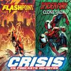 Crisis en Podcasts Infinitos #5. No me toques los clones! que te Flasheo!