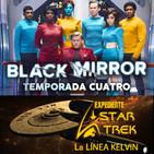 LODE 8x21 BLACK MIRROR T4, Expediente STAR TREK La Línea Kelvin